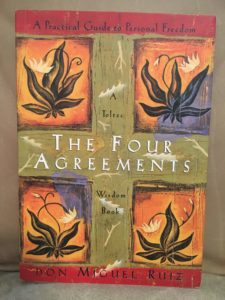 The Four Agreements Don Ruiz Self Help The Best Unschooling Books That Aren't About Unschooling Homeschooling Portland Homeschooling Resources Carolyn Groves