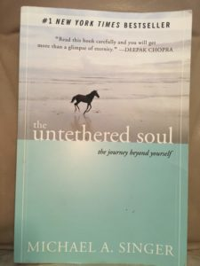 The Untethered Soul Michael Singer Self Help The Best Unschooling Books That Aren't About Unschooling Homeschooling Portland Homeschooling Resources Carolyn Groves